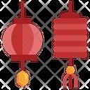 Lanterns Icon