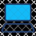 Laptop Screen Device Icon