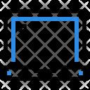 Laptop Device Screen Icon