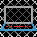 Laptop Mini Computer Icon