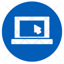 Laptop Device Computer Icon