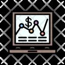 Laptop Development Application Icon