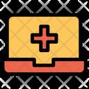 Computer Computing Health Care Icon
