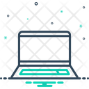 Laptop Screen Display Icon