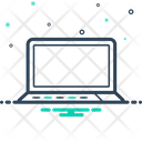Laptop Technology Lappy Icon