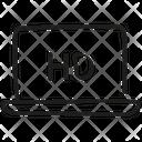 Communication Computer Device Icon