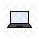 Laptop Notebook Computer Icon