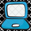 Laptop Notebook Computer Palmtop Icon
