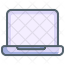 Electronic Laptop Office Icon