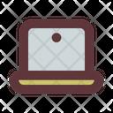 Laptop Computer Work Icon