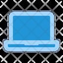 Laptop Game Play Icon