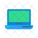 Laptop Screen Computer Icon