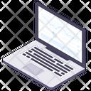 Laptop Work Pc Icon