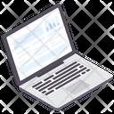 Laptop Desktop Work Icon