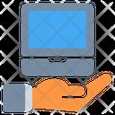 Laptop Pc Monitor Icon