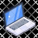 Laptop Notebook Computer Mini Computer Icon