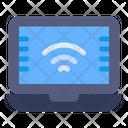 Laptop Smart Screen Icon