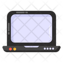 Notebook Computer Laptop Portable Device Icon