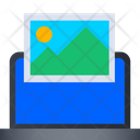 Laptop Image Photo Icon