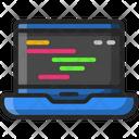Laptop Computer Device Icon