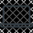 Laptop Computer Macbook Icon