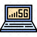 Laptop 5g Icon