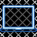 Laptop Education Ui Icon