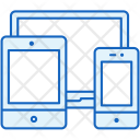Laptop Development Tablet Icon