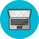 Laptop Business Tool Icon
