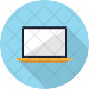 Laptop Multimedia Device Icon