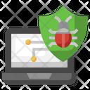 Laptop Antivirus Laptop Protection Antivirus Icon