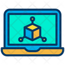 Device Cube Virtual Device Icon