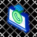 Laptop Phone Computer Icon