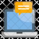 Chat Conversation Online Icon