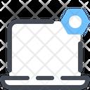 Laptop Configuration Setting Icon
