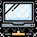Laptop Connection Laptop Computer Icon