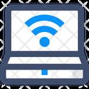 Laptop Connectivity Icon
