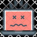 Laptop Dead Icon