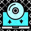 Laptop Disk Icon