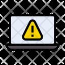 Warning Error Problem Icon