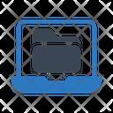 Laptop Folder Icon