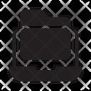 Folder Files Laptop Icon