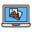 Laptop Gallery Icon