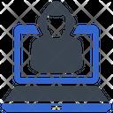Crime Cyber Hacker Icon