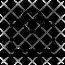 Handcuff Cybercrime Hacker Icon