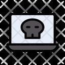 Laptop Hacking Online Hacking Hacking Icon