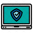 Monitor Safe Monitoring Icon