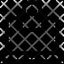 Lock Laptop Notebook Icon
