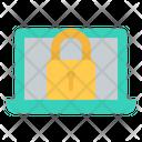 Laptop Lock Laptop Security Laptop Password Icon