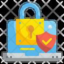 Laptop Lock Security Laptop Security Key Icon